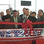 Ribbon Cutting to launch Vet2Vet Program in Utica, NY