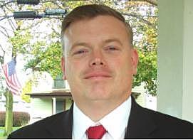 Sheriff-Elect Robert Maciol