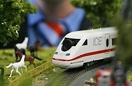 Children's Museum Model Train Exhibit