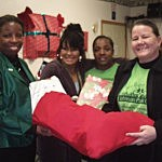 United Way delivers toys to kids at Johnson Park Center in Utica
