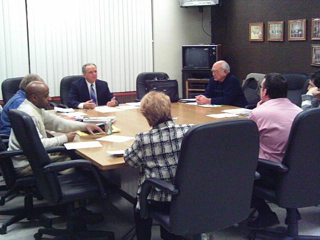 Urban and Economic Development Committee Meeting