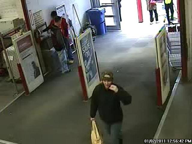 Purse Theft Suspect 2