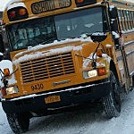 School bus accident in Marcy, NY