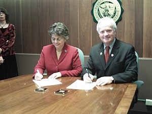 HCCC, SUNY Empire State Partnership