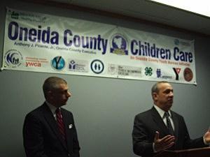 Oneida County Children Care Initiative