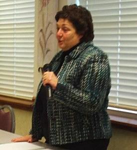 Assemblywoman RoAnn M. Destito