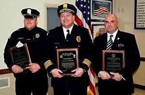 Utica Police Honored