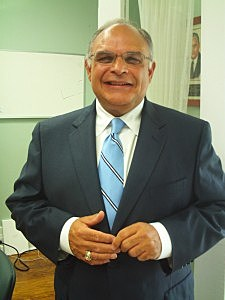 Robert Cardillo, Republican Candidate For Utica Mayor