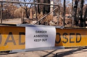 Illegal Asbestos Dumping