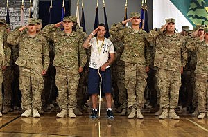 Fort Drum Troops Get Visit From President
