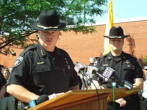 Oneida County Sheriff Robert Maciol