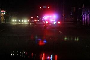 UPD Investigates Pedestrian Accident
