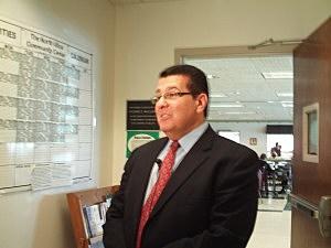 Utica Mayor David Roefaro