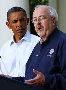 President Obama, FEMA Administrator, Graig Fugate