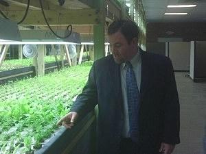 Mark Doherty, Owner, Aqua Vita Farms