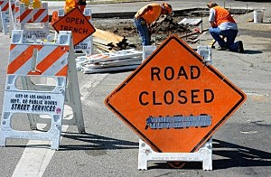 NYSDOT Bridge Ramp Closure Alert