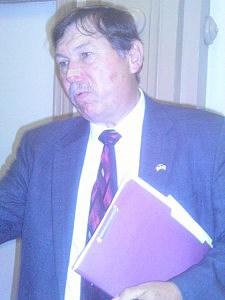 Chief Public Defender,  Frank J. Nebush, Jr