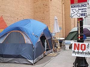 Occupy Utica Movement