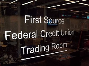 First Source Federal Credit Union Trading Room