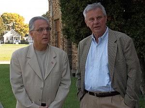 James Zecca and Rodger Potocki