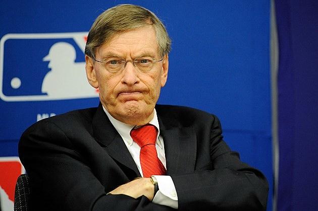 MLB Commissioner Bud Selig -Patrick McDermott, Getty Images