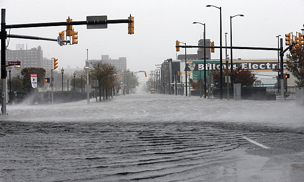 Atlantic City Hurricane Sandy