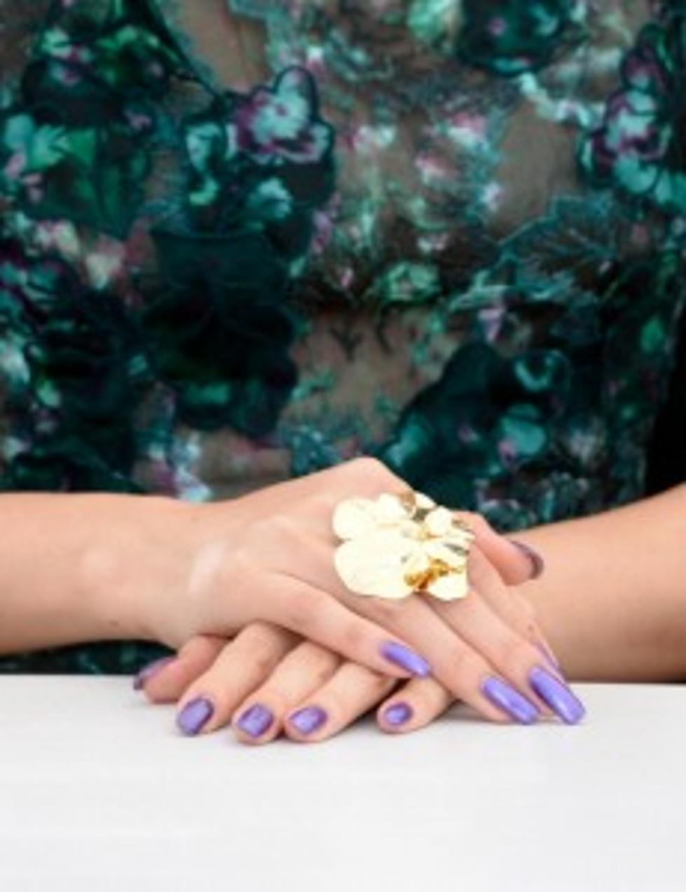 Purple Pinkie Campaign Launched In Memory Of Alexandra Kogut