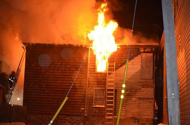 Utica Fire 914 Columbia Street