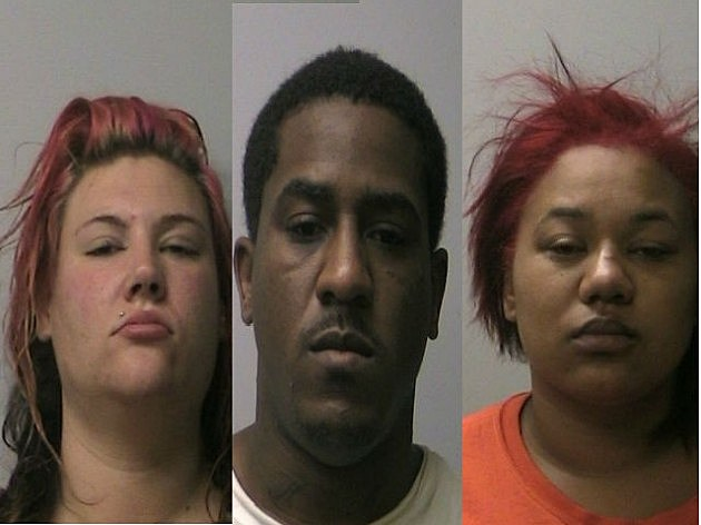 Three Arrested In Oneida On Drug Charges