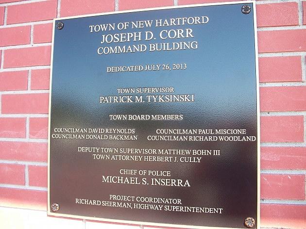 Joseph D. Corr Command Building