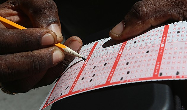 Powerball Jackpot Hits $600 Million, Second-Largest In History