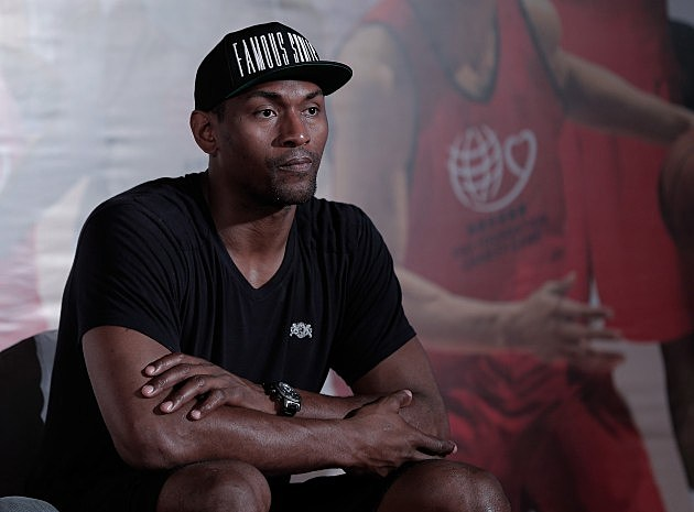 Metta World Peace reportedly signs deal with Knicks