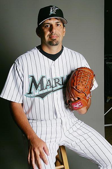 Former Florida Marlins Pitcher Frank Castillo