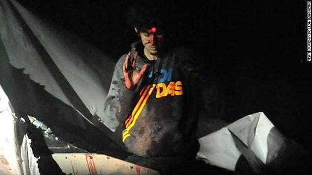 Dzokhar Tsarnaev by Boston Police Sgt. Sean Murphy in Boston Magazine