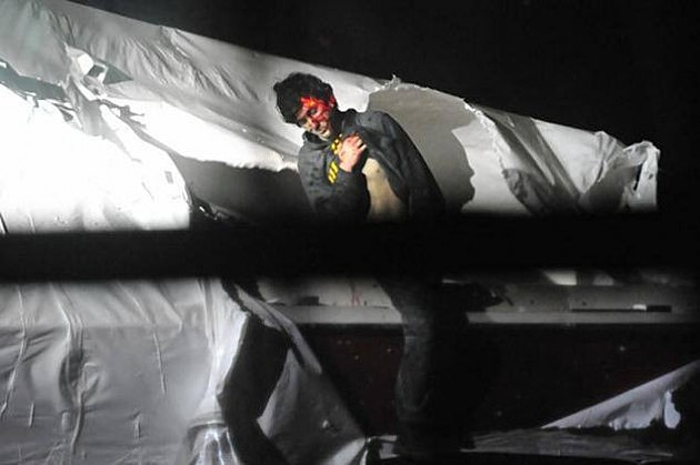 Dzokhar Tsarnaev by Boston Police Sergeant Sean Murphy in Boston Magazine