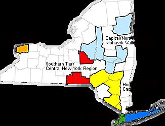 NYS Flooded Regions