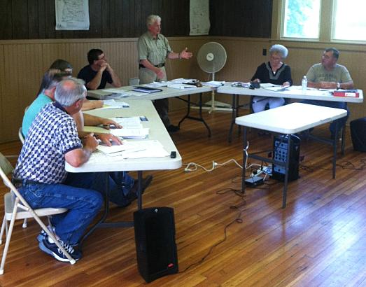 Fairfield Town Board Meeting