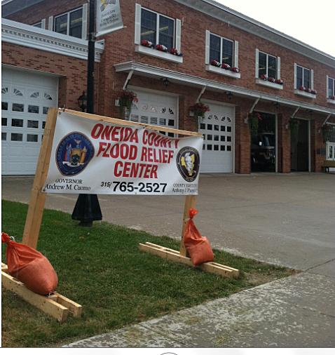 New Hartford Flood Center