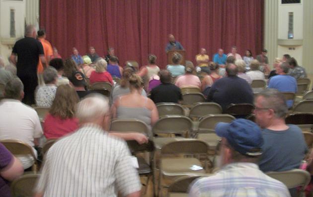 Oneida Town Hall Meeting