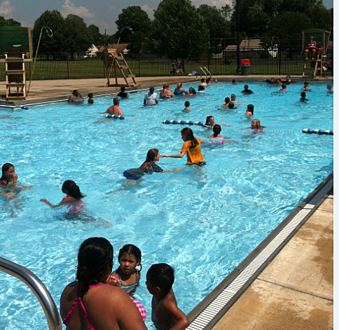 North Utica Municipal Pool