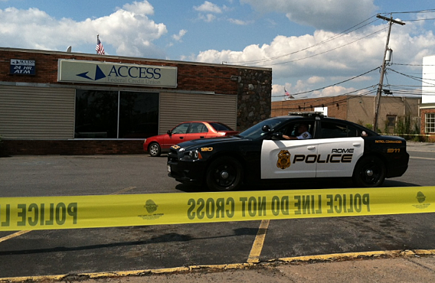 Access credit union robbery