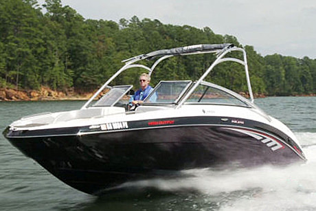Jet Boat Excursion From Anglers Bay