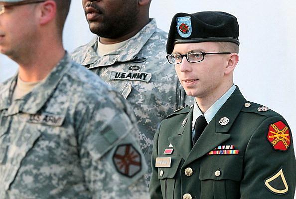 Arraignment of Bradley Manning 02232012