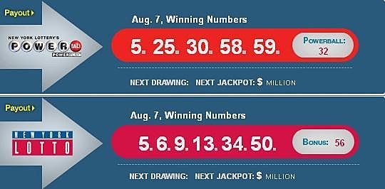 New york lottery.gov
