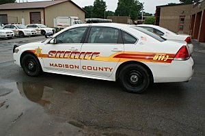 Two Car Accident in Madison County
