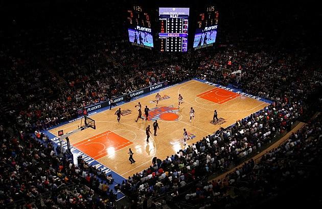 New York Knicks 2013-14 Schedule