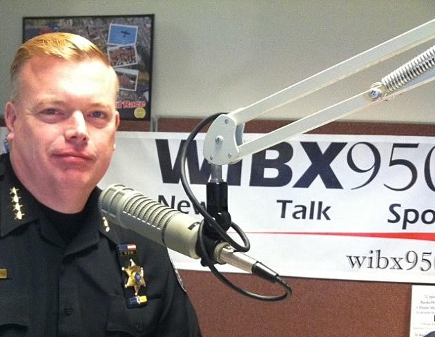 Oneida County Sheriff Rob Maciol 10012013 by Kristine Bellino