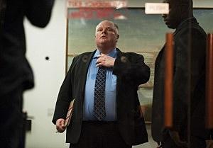 Mayor Rob Ford