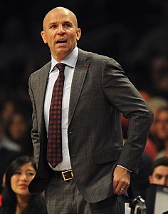 Did coach Jason Kidd spill his drink on purpose