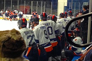Utica College Hockey Team